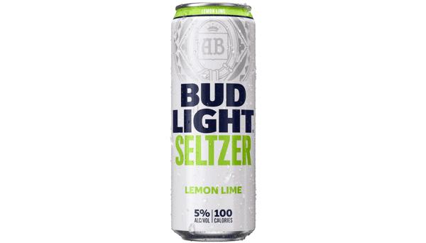 "Bud Light Seltzer ""Lemon-Lime"" (5%) [12oz CAN]"