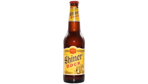 Spoetzl Shiner Bock (4.4%)