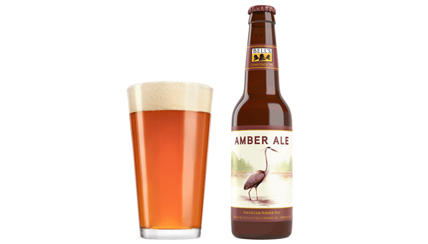 """Bell's Brewing Co. """"Amber Ale"""" (5.8%) [12oz BOTTLE]"""