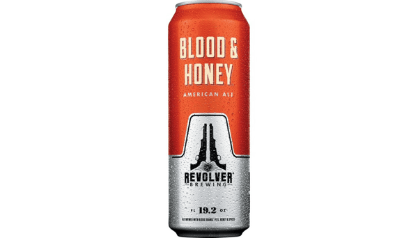 """Revolver """"Blood and Honey"""" (7%)"""