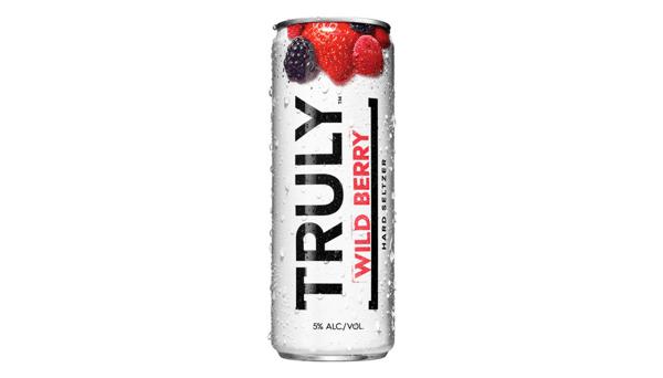 Wild Berry Hard Seltzer