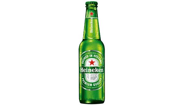 Heineken (5%) [12oz BOTTLE]