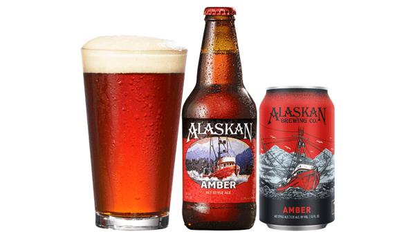 Alaskan Amber Ale (5.3%) [12oz BOTTLE]