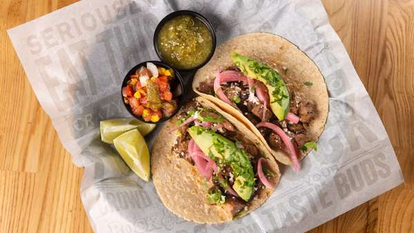 Fire-Grilled Tri-Tip Soft Tacos