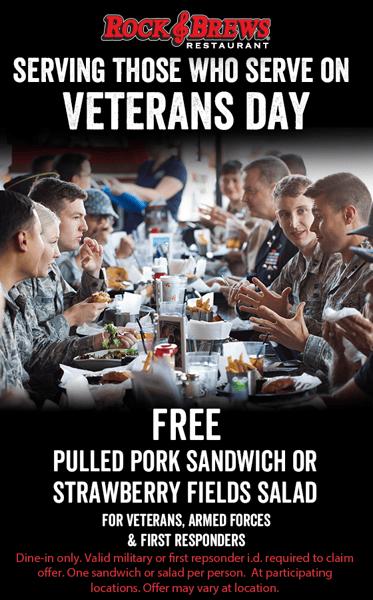 Veterans Day 2020 SoCal