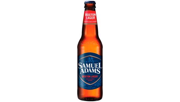 Samuel Adams Boston Lager (4.9%) [12oz BOTTLE]