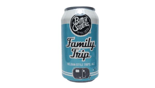 Bitter Sisters Family Trip Tripel (10.1%)