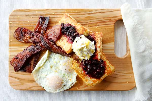 biscuit french toast combo
