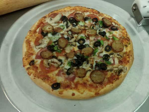 Farfalla's Special Pizza