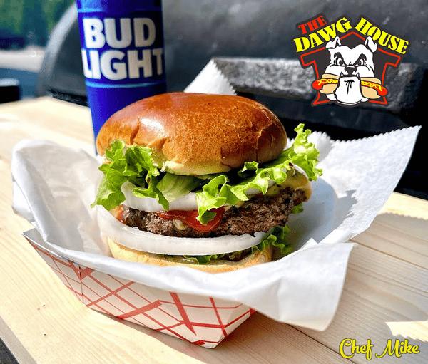 The Big Bark Burger