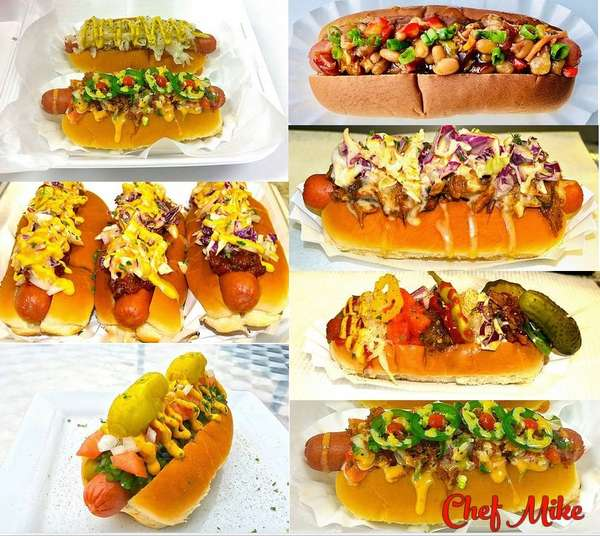 Our Chef inspired signature dawgs
