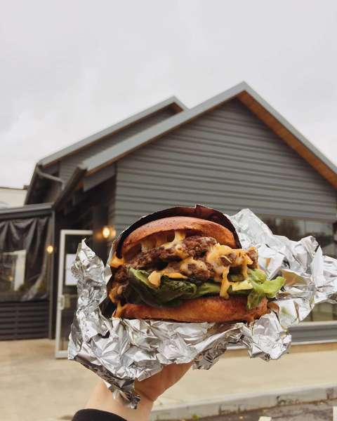 Full Commission Burger