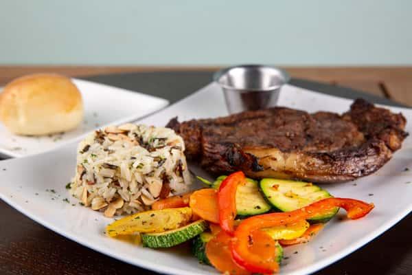 Prime Ribeye Steak