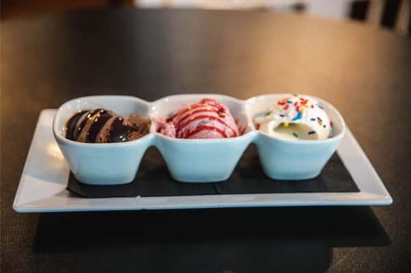 gelato flight