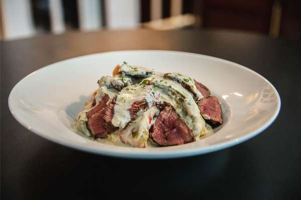 gorgonzolla steak
