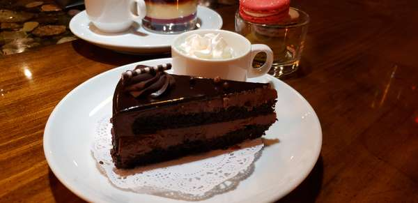 Chocolate Marquise (Gluten Free)