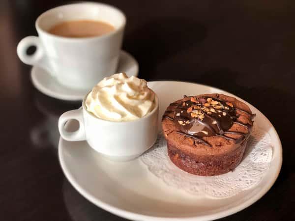 Chocolate Caramel Crunch (Gluten Free)