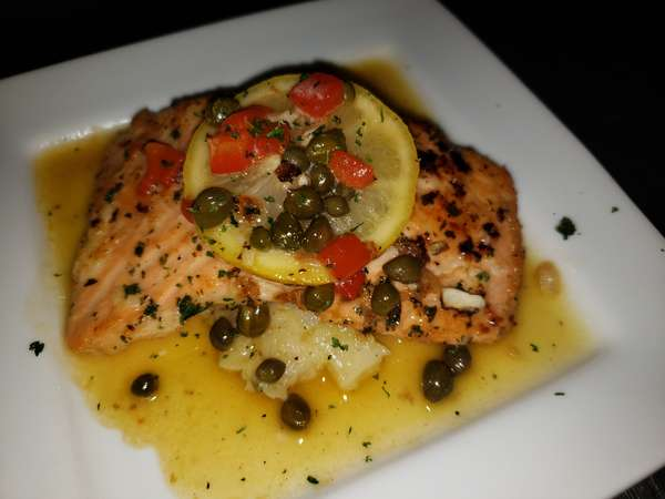Filetito De Salmon
