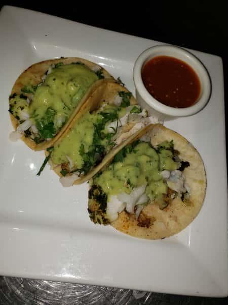 Tacos Pescado (Fish)