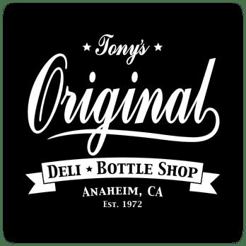 tony's original deli and bottle shop