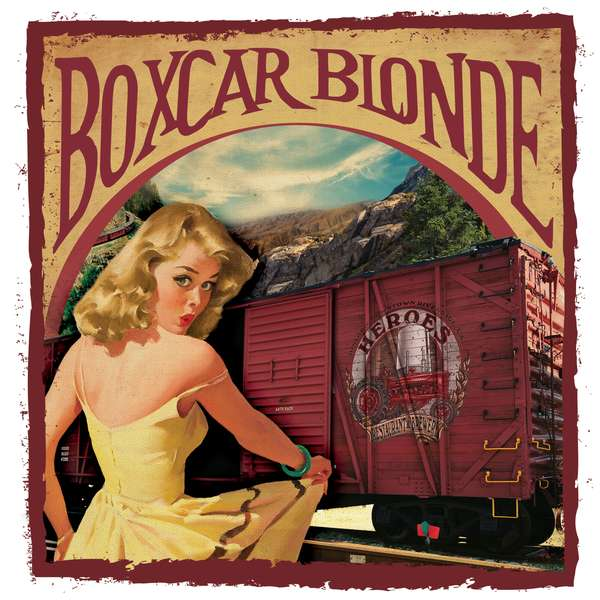Heroes Boxcar Blonde (4.8% ABV; 15 IBU)