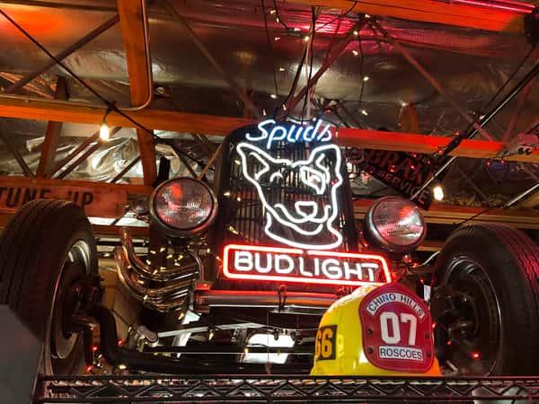 light up sign