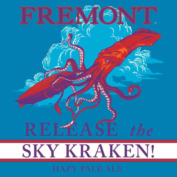 Sky Kraken Hazy Pale Ale