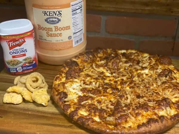 BOOMIN' ONION PIZZA
