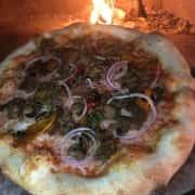 Beyond Rustica Pizza