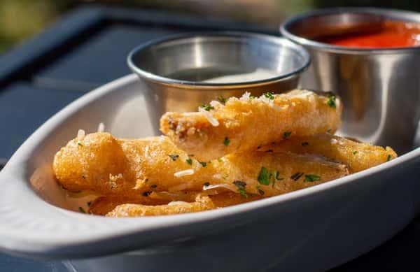 Zucchini Frittes