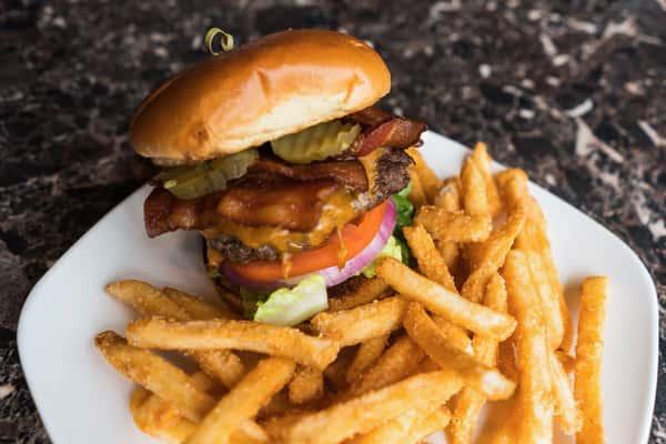 Beddar Cheddar Burger