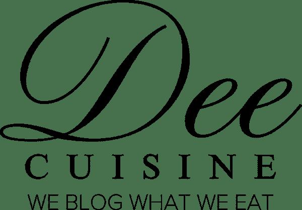 Dee Cuisine - We blog what we eat