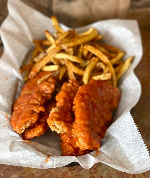 Buffalo Tenders and Fries