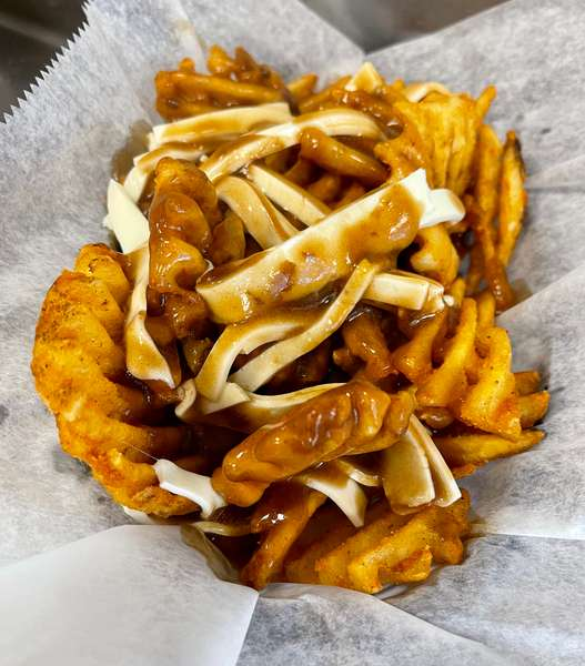Disco Waffle Fries