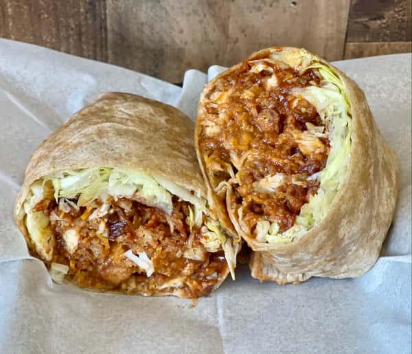 Kansas City Chicken Wrap