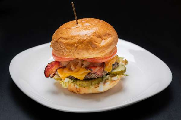 Lodge Burger