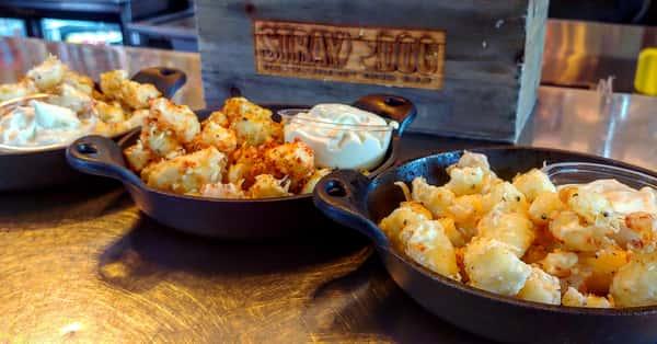 Cheese Curds-Togarashi/Fennel/Truffle