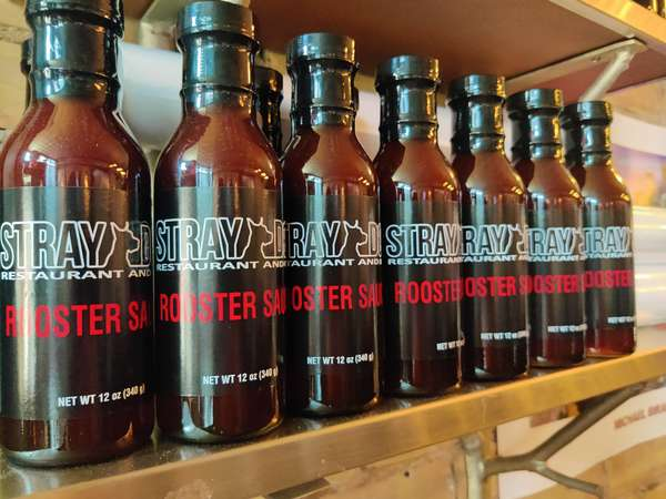 Rooster Sauce