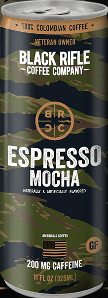 Black Rifle Coffee Expresso Mocha