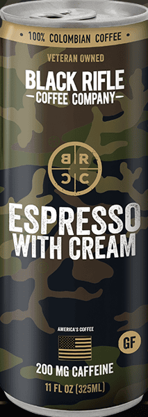 Black Rifle Coffee Expresso Cream