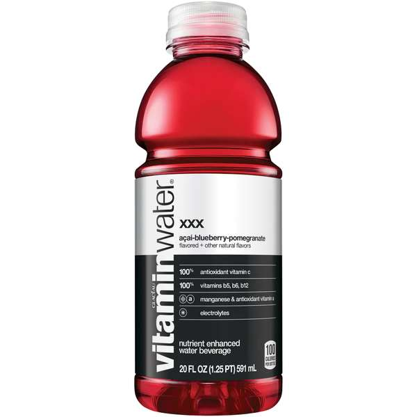 Vitamin Water - Acai-blueberry-pomegranate