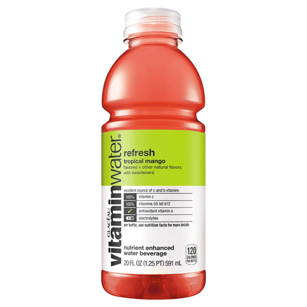 Vitamin Water - Tropical Mango