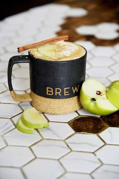 Apple Crisp Latte