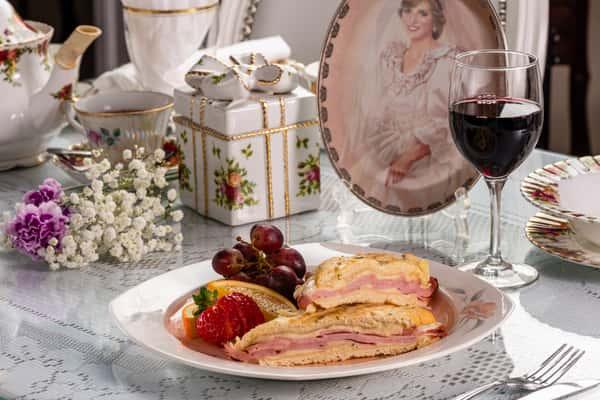 Croque Monsieur (Ham)