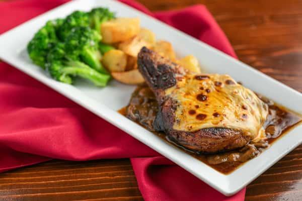 Pork Chop Marsala