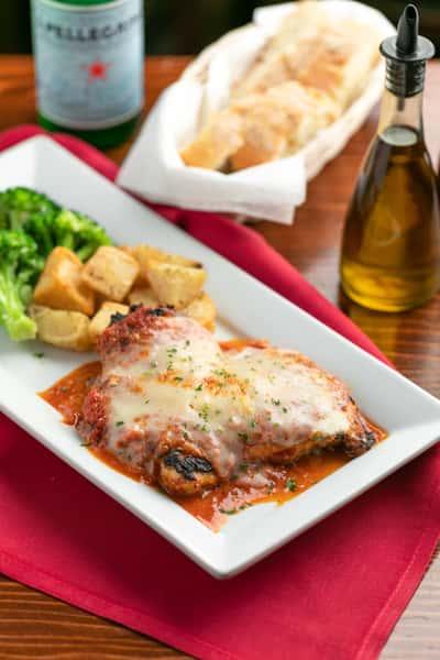 Pollo Alla Parmagiana