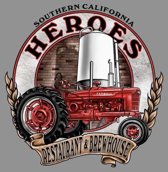 Heroes Restaurant & Brewhouse Logo