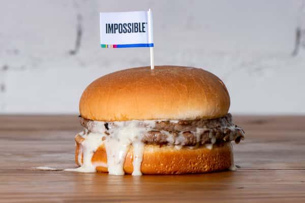 Impossible Vegan Truffle
