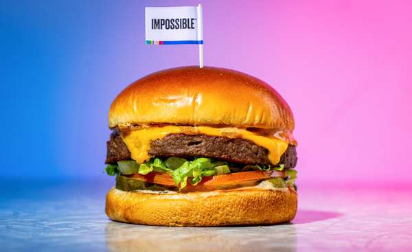 Impossible Classic Burger