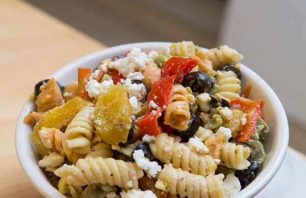Pasta Salad of the Day